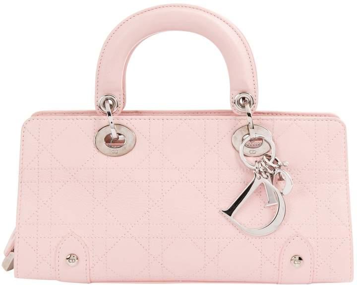 Christian Dior Lady leather mini bag