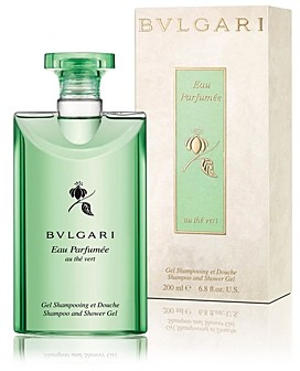 Bvlgari Eau Parfumee au the vert Shampoo & Shower Gel