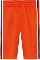 Gucci Baby technical jersey pant