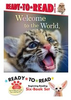 Simon & Schuster Zooborns Ready-to-read Value Pack.