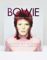 Books Bowie Album By Album Book