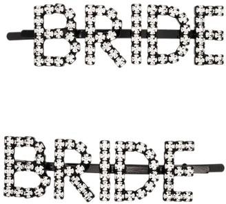 Ashley Williams Bride crystal hair pins