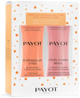 Payot Gel Demaquillant D'Tox and Lotion Tonique Reveil Duo 2 x 400ml