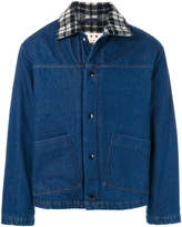 Marni boxy denim jacket