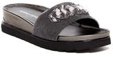 Donald J Pliner Cava Embellished Slide Sandal