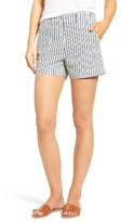 AG Jeans Women's Juliette Nautical High Waist Shorts