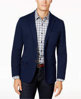 Tasso Elba Men's Classic-Fit Stretch Knit Blazer, Created for Macy's
