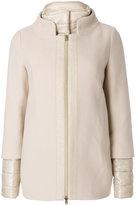Herno zip up jacket - women - Polyamide/Wool - 44