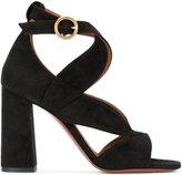 Chloé 'Graphic Leaves' sandals