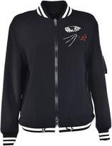 Ermanno Scervino Embellished Bomber Jacket