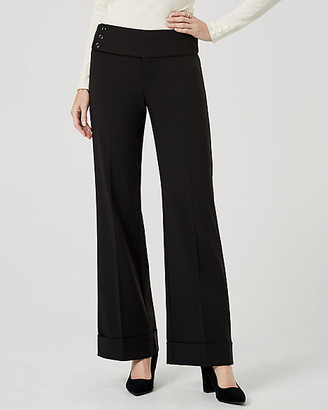 Le Château Bi-Stretch Flared Leg Pant