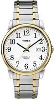 Timex Easy Reader 2-Tone Men's Watch