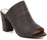 Me Too Adam Tucker by Mackey4 Perforated Leather Mules