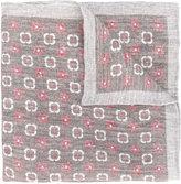 Eleventy printed linen scarf