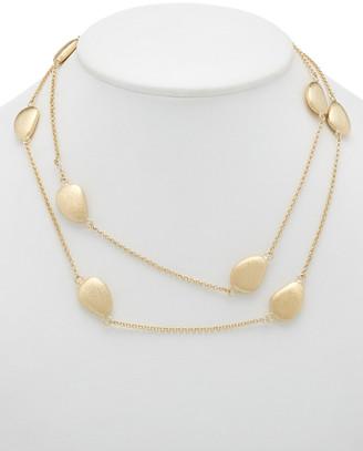 Rivka Friedman 18K Clad 36In Necklace