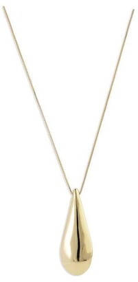 Pilgrim Necklace : Alma : Gold Plated