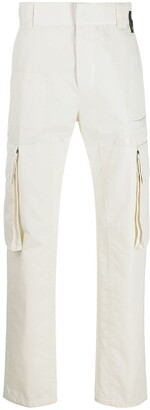 Fendi Pocket Detail Straight Trousers