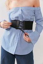 Urban Outfitters Lace-Up Corset Belt