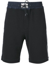 Marc Jacobs contrasted waistband track shorts