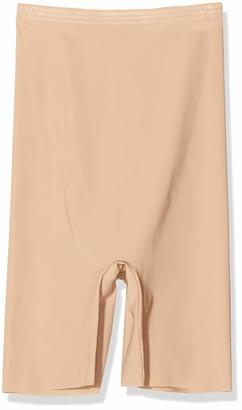 DKNY Women's Essential Microfiber Hi Waist Thigh Shaper