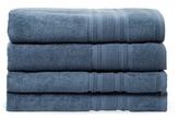 Melange Home Turkish Bath Towels (Set of 4)