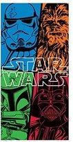 Star Wars Force Beach Towel