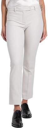 Max Mara The Cube Umanita Pantalone A Trombetta 52%cotton 41%polyamide 7%elastane
