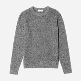 Everlane The Ribbed Wool-Cashmere Crew