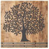 Home Decorators Collection 36 in. H x 36 in. W Arbor Tree of Life Wall Art