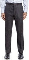 Perry Ellis Slim Fit Charcoal Travel Luxe Pants