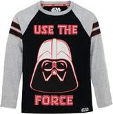 Star Wars Boys Darth Vader Long Sleeved Top