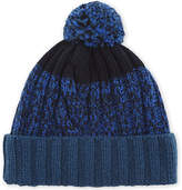 Paul Smith Accessories Twisted Cable Knit Hat