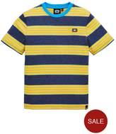 Animal Boys Deon Multi Stripe T-shirt