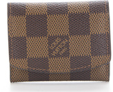 Louis Vuitton Damier Ebene Cuff Link Holder