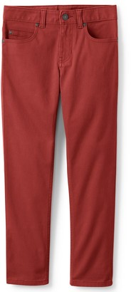 Lands' End Boys 8-20 Iron Knee Stretch 5 Pocket Pants in Regular & Husky