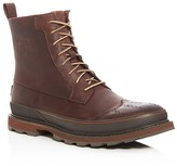 Sorel Madson Wingtip Boots