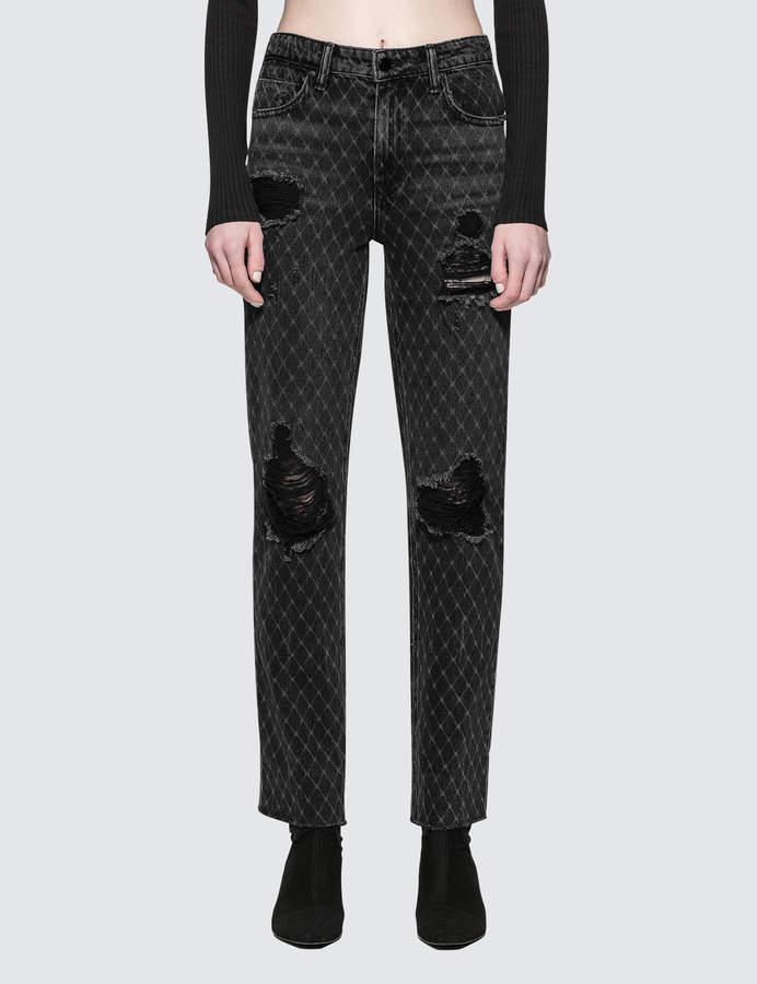 Alexander Wang Cult New Jeans