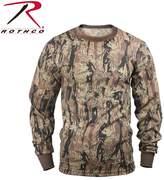 Rothco Long Sleeve T-Shirt - 2X-Large, Smokey Branch