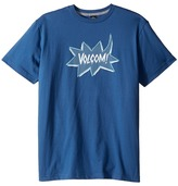 Volcom Screech Short Sleeve Tee (Big Kids)