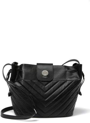 Lodis Carmel Lorensided Quilted Drawstring Tote