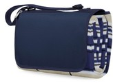Picnic Time Blanket Tote - Blue