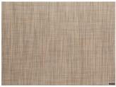 Chilewich Mini Basketweave Place Mat, Linen
