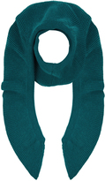 Accessorize Ribbed Frill Scarf