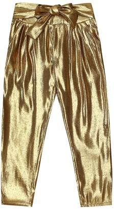 Marc Jacobs Metallic pants