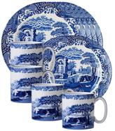 Spode Blue Italian Dinnereware Set (12 PC)