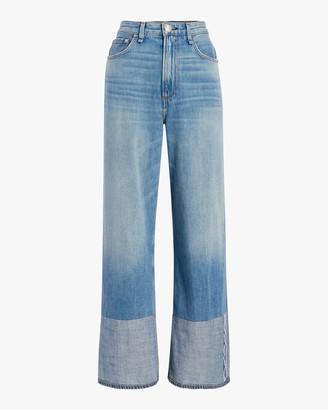 Rag & Bone Ruth Super High-Rise Wide Leg Jean