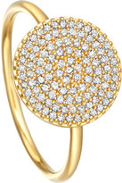 Astley Clarke Icon 14ct yellow-gold ring