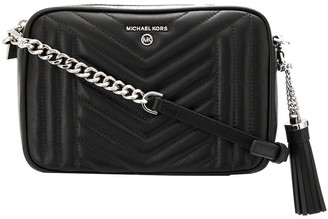 MICHAEL Michael Kors Jet Set quilted camera bag