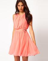 Little Mistress Embellished Prom Dress