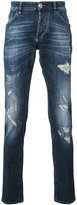 Philipp Plein Meiji slim-fit jeans - men - Cotton/Spandex/Elastane - 29